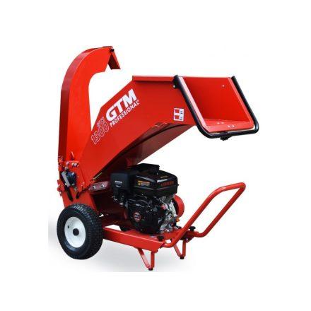 GTS 1300 C ágaprító (Loncin G420F)