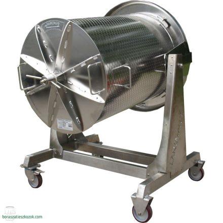 Víznyomásos prés 120L (inox)