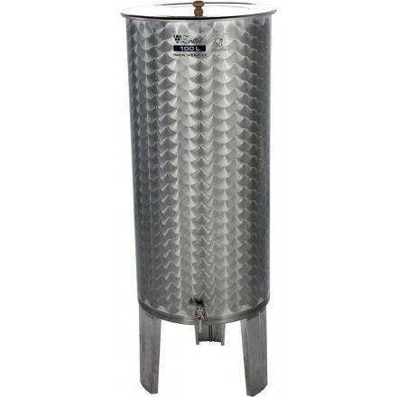 Zottel úszófedeles bortartály (12L 1 csap)