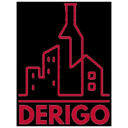 ENO2 zúzó bogyózó (600-800 kg/h, motorral, festett ház, rozsdamentes garat)