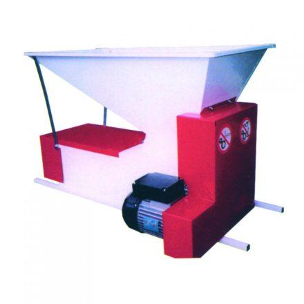 ENO 3 zúzó bogyózó (1000-1200 kg/h, motorral, festett)