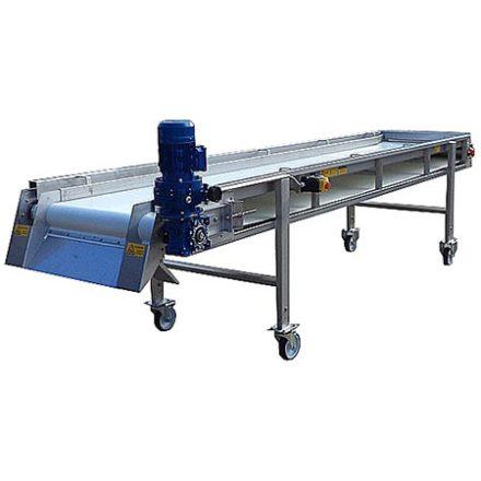 Válogatóasztal (3500x600 mm)