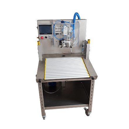 Automata Bag in Box töltő (4500 l/h)