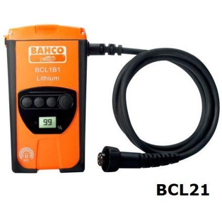 Bahco akkus metszőolló (BCL21)