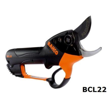 Bahco akkus metszőolló (BCL22)